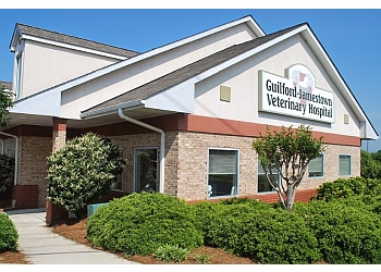 Greensboro veterinary clinic Guilford-Jamestown Veterinary Hospital