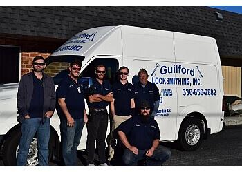 Greensboro 24 hour locksmith Guilford Locksmithing