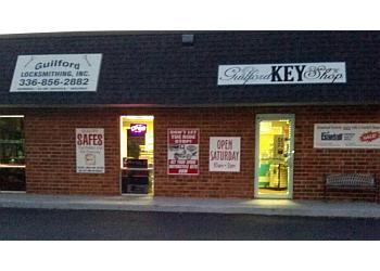 Greensboro locksmith Guilford Locksmithing, Inc.