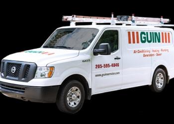 Birmingham hvac service  Guin Services LLC.