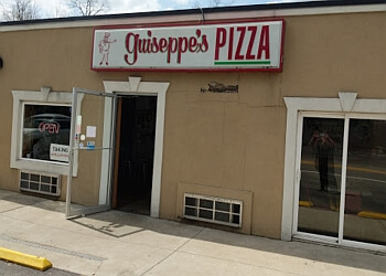 Akron pizza place Guiseppe's Pizza