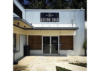 Atlanta music school Guitar Shed