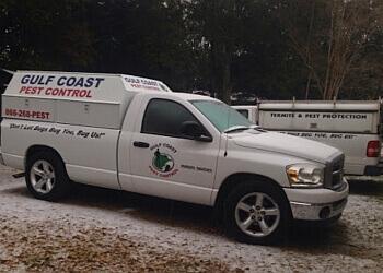 Mobile pest control company Gulf Coast Pest Control L.L.C,