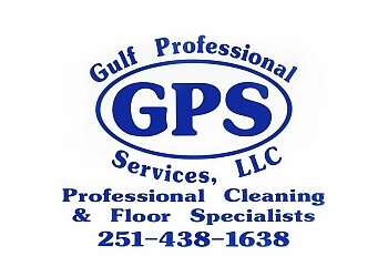 Mobile commercial cleaning service Gulf Professional Services, LLC