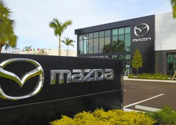 Fort Lauderdale car dealership Gunther Mazda