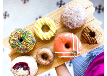 Boise City donut shop Guru Donuts