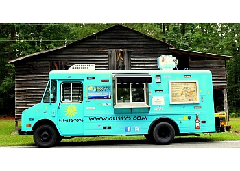 Cary food truck Gussy's Greek Street Food