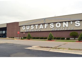 Rockford furniture store Gustafson's Furniture and Mattress