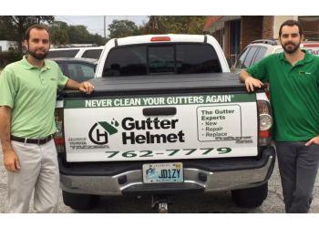 Jacksonville gutter cleaner Gutter Helmet of North Florida
