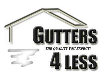 Jacksonville gutter cleaner Gutters 4 Less