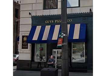 Cleveland pizza place Guys Pizza Co.