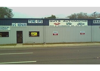 Tampa car repair shop Guy's automotive