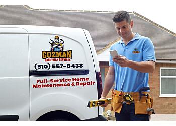 Fremont handyman Guzman Handyman Services