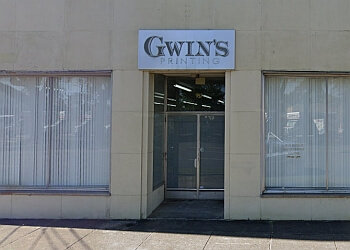 Mobile printing service  Gwin's