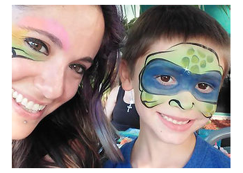 Miami face painting Gypsy Dreams Face Painting