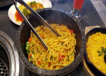 Huntington Beach japanese restaurant Gyu-Kaku Japanese BBQ