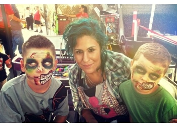 Moreno Valley face painting G'z Modern Creations- Face Painting