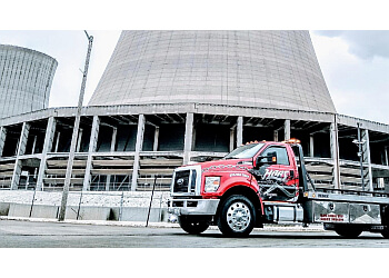 Rockford towing company HAAS TOWING