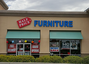 Henderson furniture store HALF PRICE FURNITURE