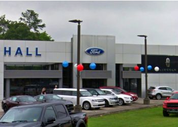 Newport News car dealership HALL FORD LINCOLN NEWPORT NEWS