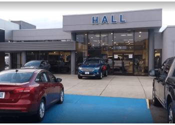 Newport News car dealership HALL FORD NEWPORT NEWS