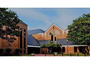Hampton landmark HAMPTON PUBLIC LIBRARY
