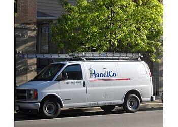 Chicago handyman HANDICO INC.