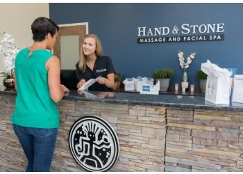Alexandria spa HAND & STONE MASSAGE AND FACIAL SPA