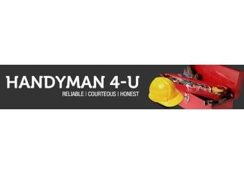 Chula Vista handyman HANDYMAN 4-U