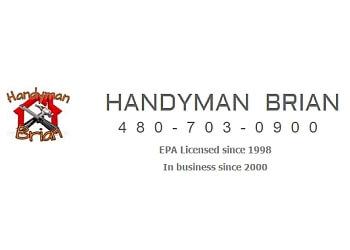 HANDYMAN  BRIAN