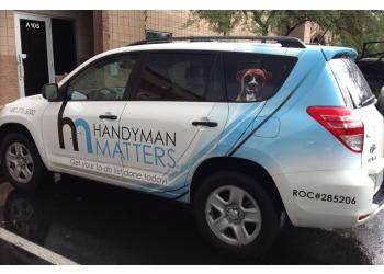 Scottsdale handyman HANDYMAN MATTERS