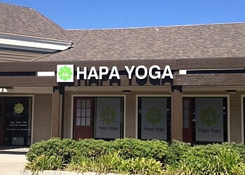 San Diego yoga studio HAPA YOGA MISSION VALLEY