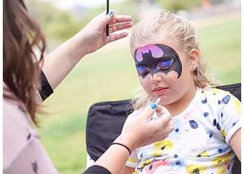 San Diego face painting HAPPY HEARTS FACE PAINTING