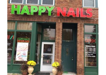 St Paul nail salon HAPPY NAILS