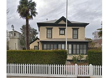 Santa Clara landmark HARRIS LASS HOUSE MUSEUM