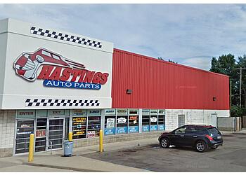Detroit auto parts store HASTINGS AUTO PARTS
