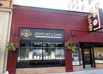 Portland pawn shop H & B Jewelry & Loan
