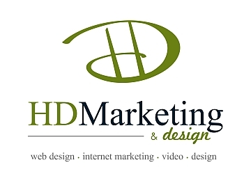 Fort Wayne web designer HD Marketing & Design