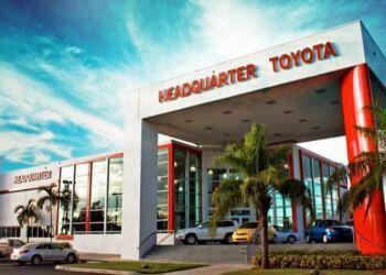 Hialeah car dealership HEADQUARTER TOYOTA