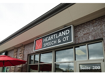 Lincoln occupational therapist HEARTLAND SPEECH & LANGUAGE SERVICES, PC