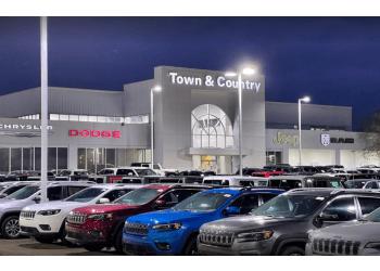 Shreveport car dealership HEBERT'S TOWN AND COUNTRY CHRYSLER DODGE JEEP RAM
