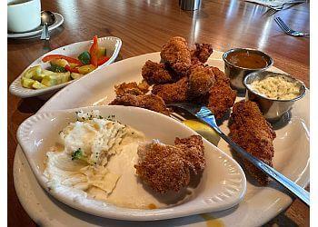 Oklahoma City seafood restaurant HEFNER GRILL