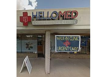 Ann Arbor urgent care clinic HELLOMED