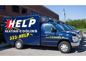 Cincinnati plumber HELP Plumbing, Heating, Cooling & Electric