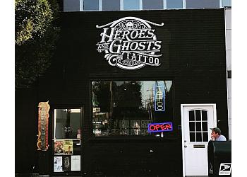 Richmond tattoo shop Heroes & Ghosts Tattoo