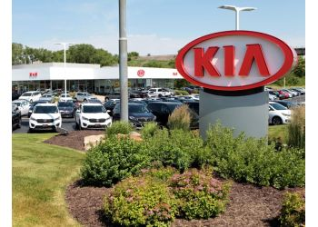 Omaha car dealership H&H Kia
