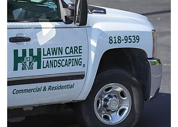 Fayetteville lawn care service H & H Lawn Care