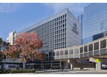 Newark hotel HILTON