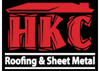 Cincinnati roofing contractor HKC Roofing and Sheet Metal