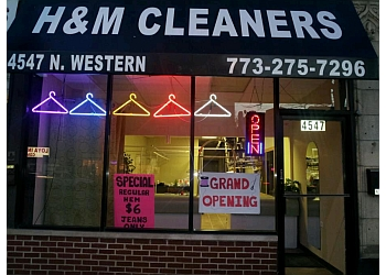Chicago dry cleaner H & M Cleaners